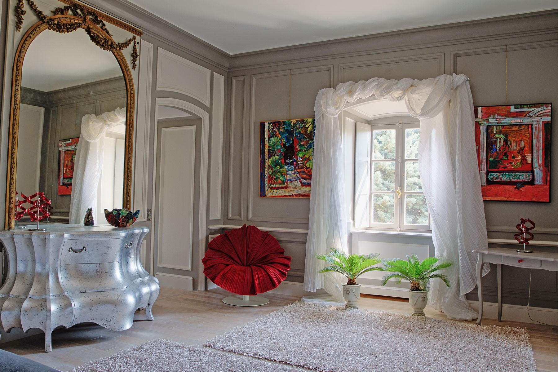 Mieux qu\'un hôtel luxe | Chambre d\'hôtes au château (Ardèche)
