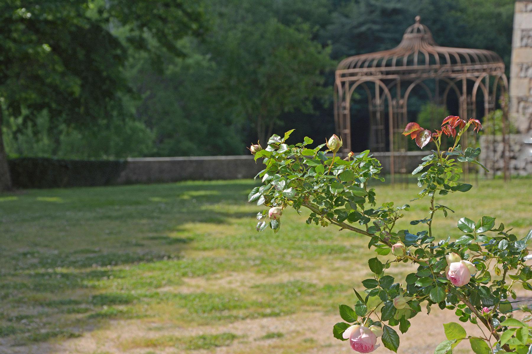 Séjour détente et nature en Ardèche au chateau