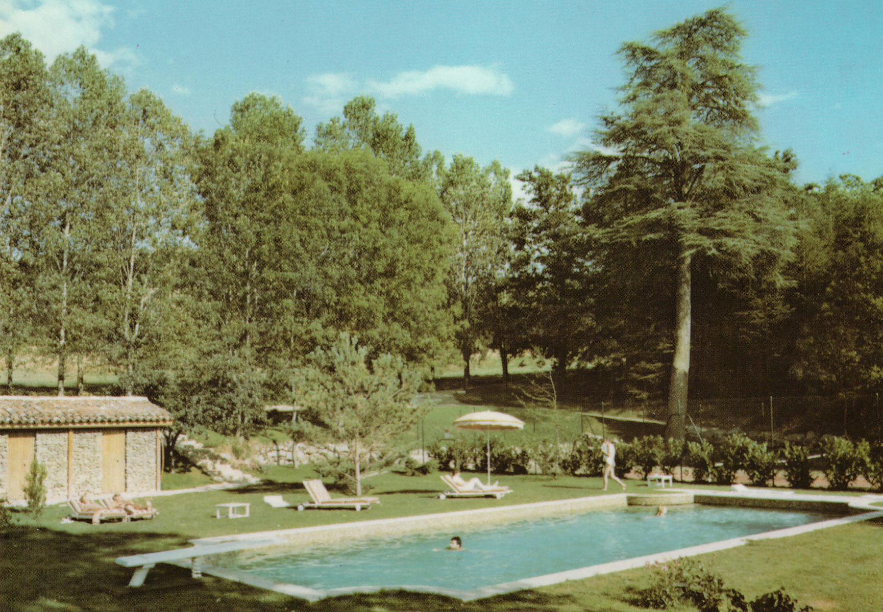 Relais chateau en ardeche for Ardeche hotel avec piscine