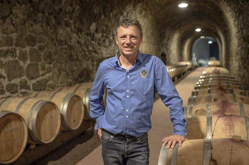 Séjour oenologie : découverte du Domaine du Tunnel à Saint Peray